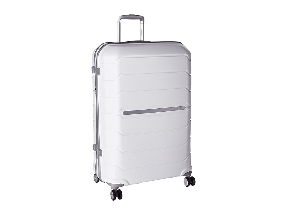 Samsonite - Freeform 28 Spinner (White) Luggage