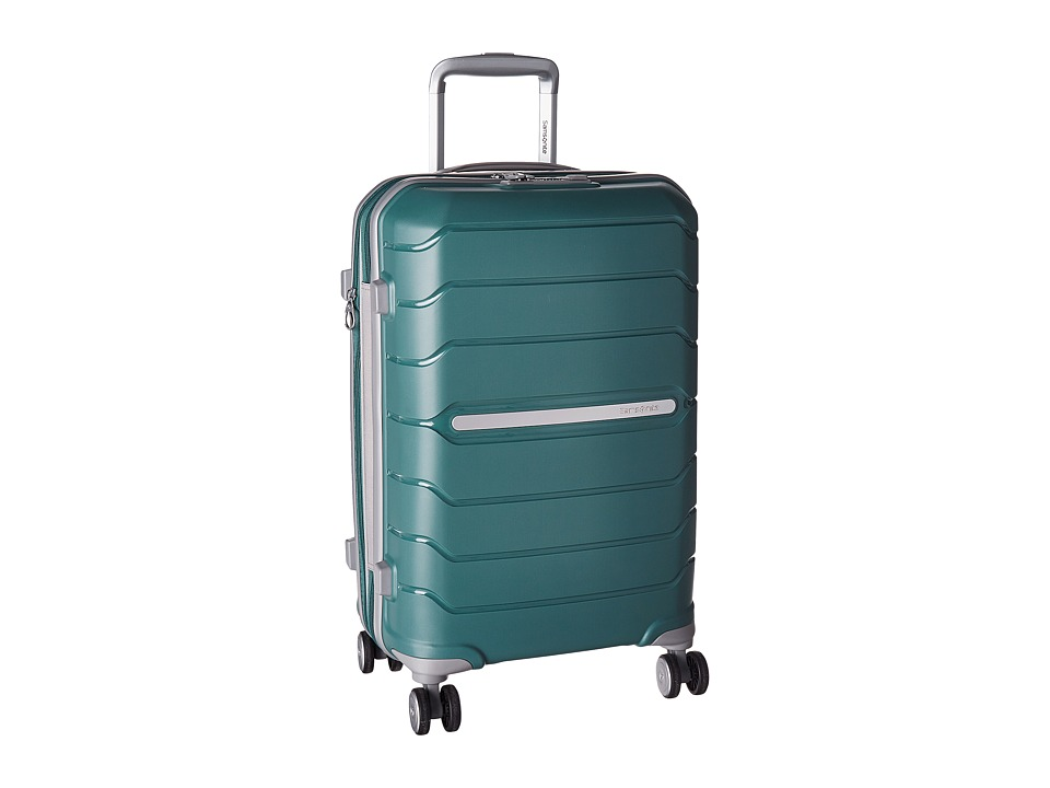 Samsonite Freeform 21 Spinner (Sage Green) Luggage