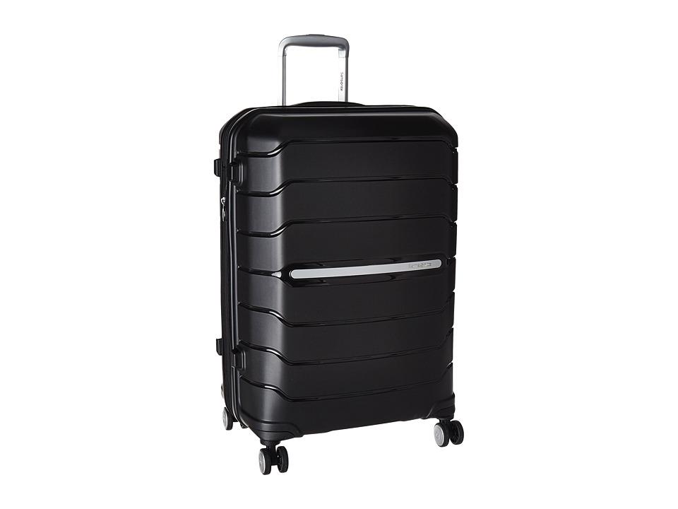 Samsonite Freeform 24 Spinner (Black) Luggage