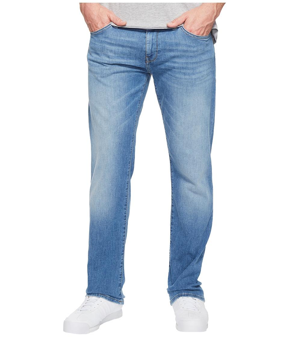 Mavi Jeans - Zach Regular Rise Straight Leg in Light Summer Denim