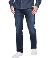 Mavi Jeans - Zach Regular Rise Straight Leg in Dark Summer Denim
