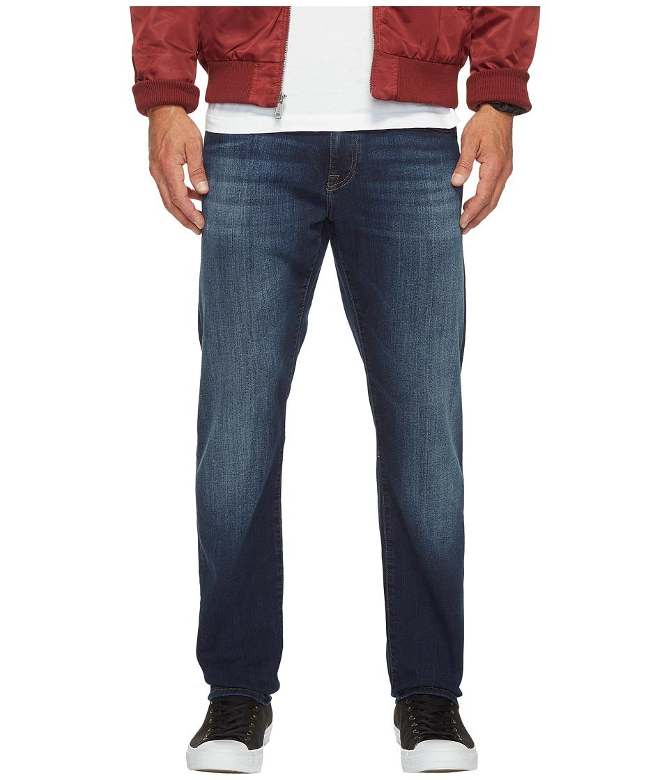 Mavi Jeans - Jake Regular Rise Slim in Dark Brushed Williamsburg