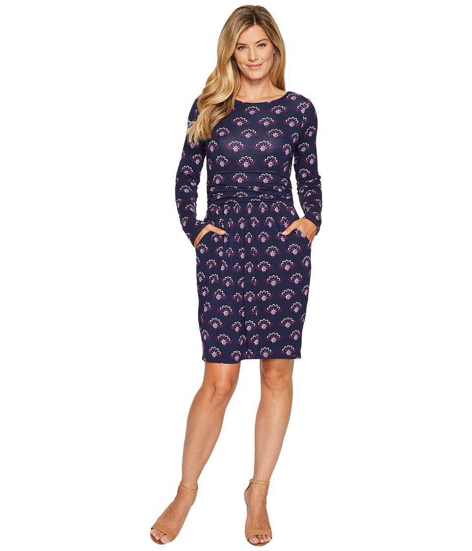 Hatley Contour Dress (Thistle Blooms) Women