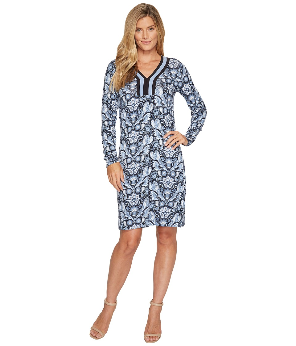 Hatley Ribbon Dress (Paisley) Women
