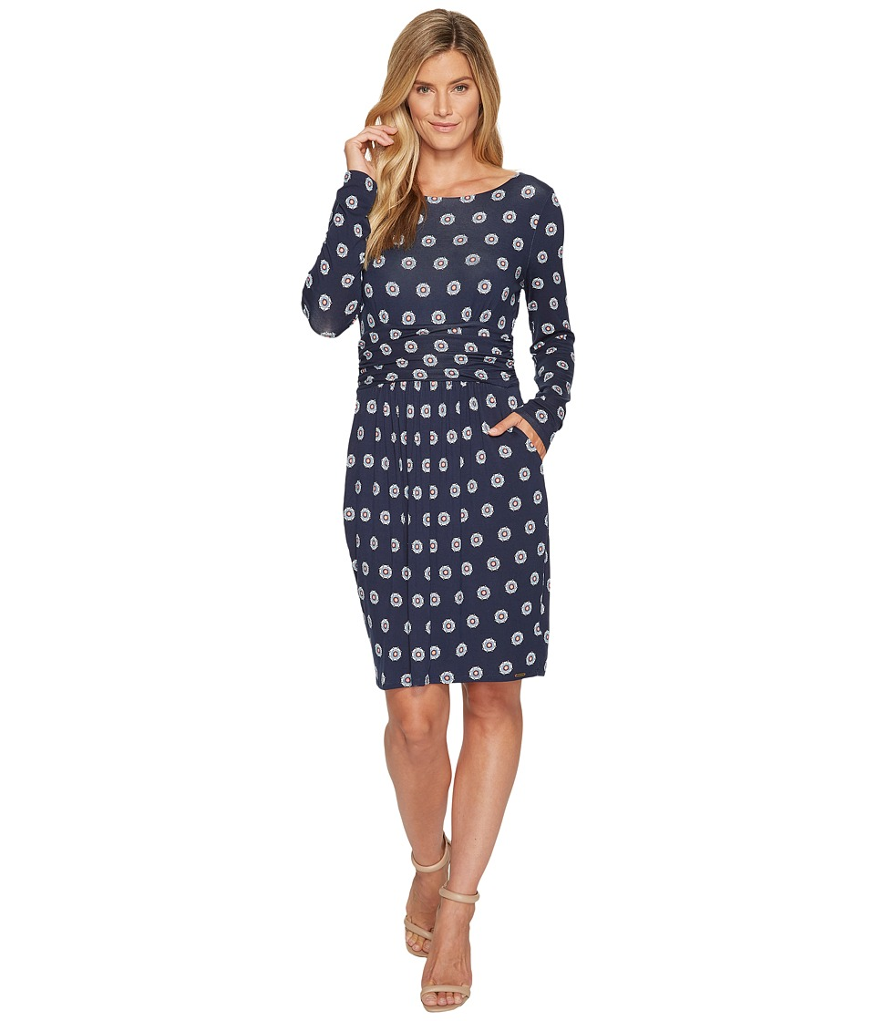 Hatley Contour Dress (Carved Flower) Women