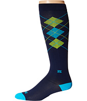 Zensah - Classic Argyle Compression Socks