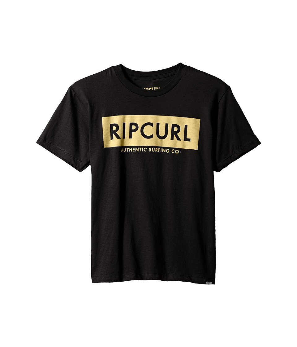 Rip Curl Kids - Zipper Premium Tee