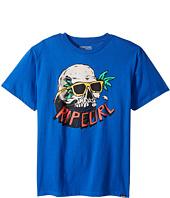 Rip Curl Kids - Skull Vibes Premium Tee (Big Kids)