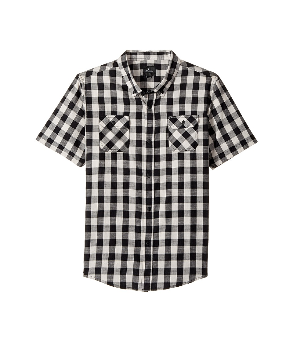 Rip Curl Kids - Check Swing Short Sleeve Shirt