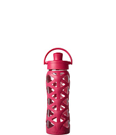 Lifefactory - Glass Bottle with Active Flip Cap 22 oz.