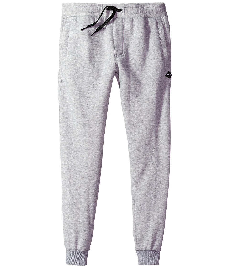 Rip Curl Kids - Destination Fleece Pants (Big Kids) (Athletic Heather) Boys Casual Pants