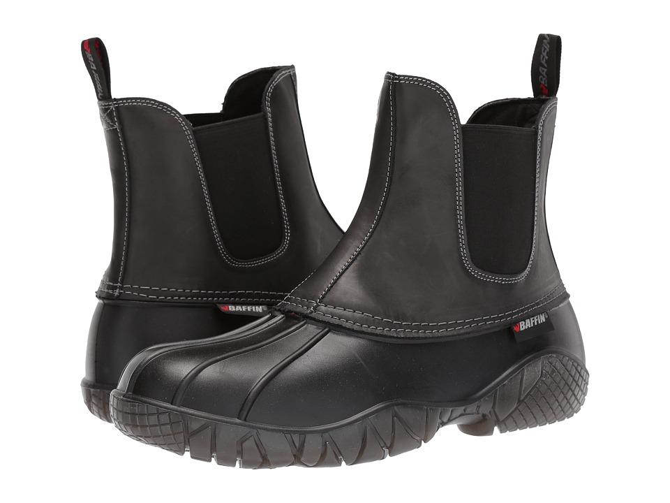 Baffin - Huron (Black) Mens Boots