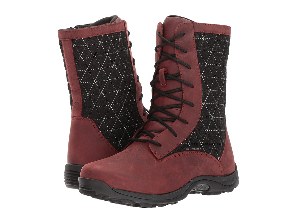 Baffin Alpine (Dark Red) Women