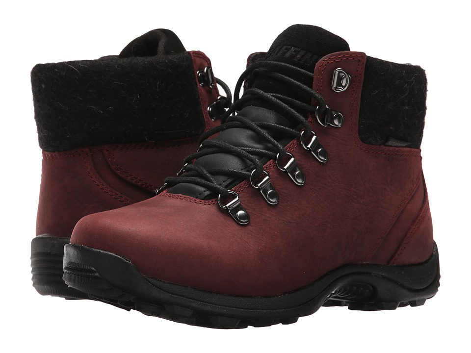 Baffin Kitzbuhel (Dark Red) Women