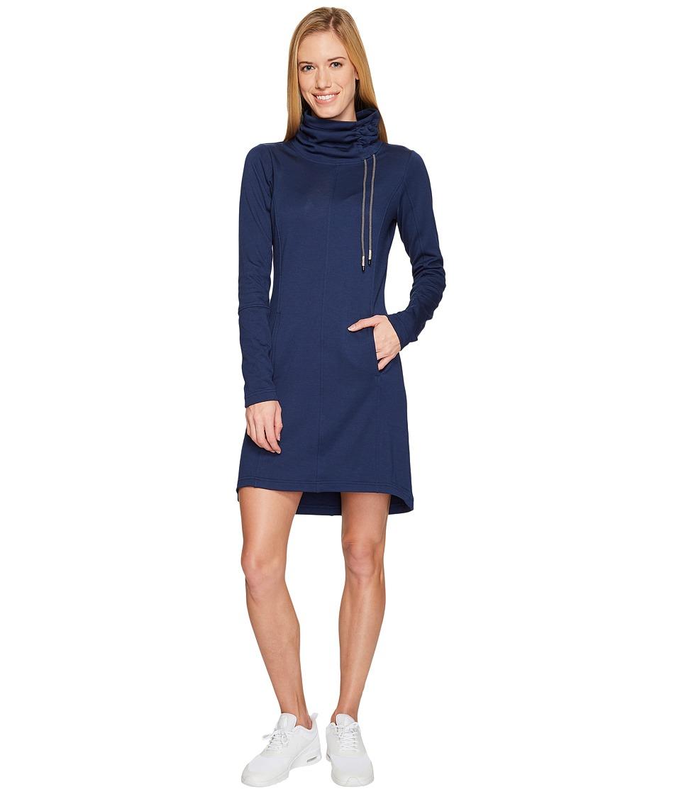 Lole Call Me Dress (Mirtillo Blue) Women