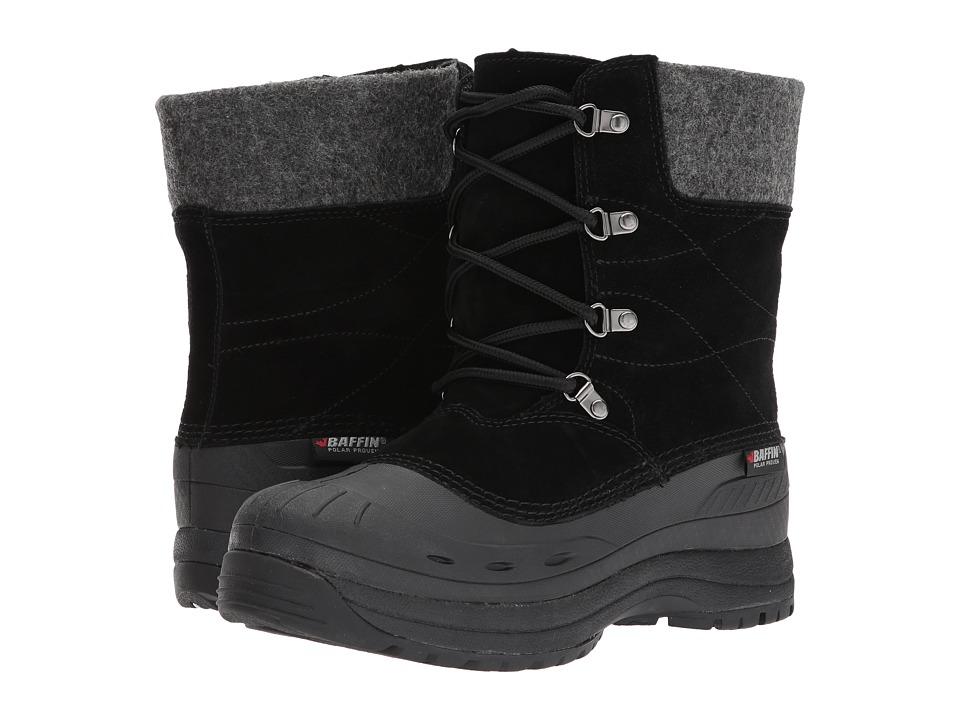 Baffin - Arnaq (Black) Womens Boots