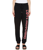LOVE Moschino - Logo Print Sweatpants