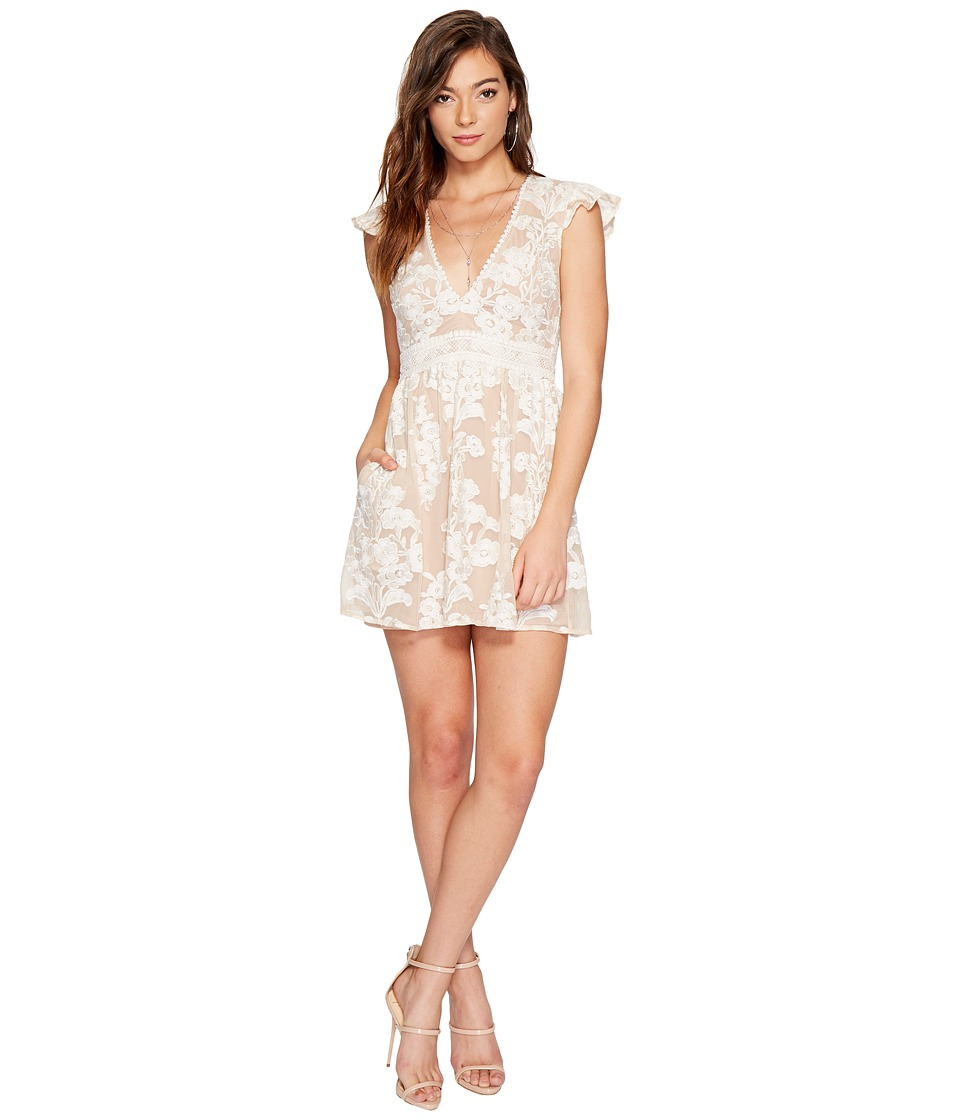 For Love and Lemons - Temecula Short Sleeve Dress