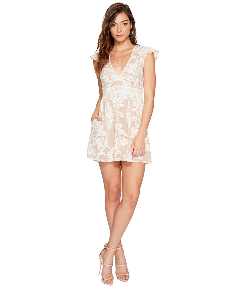 For Love and Lemons - Temecula Short Sleeve Dress