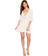 For Love and Lemons - Nostalgic Tie Front Dress