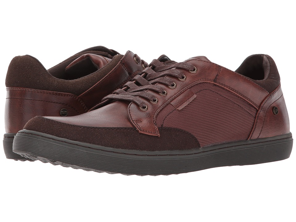 Steve Madden Gasper (Brown) Men