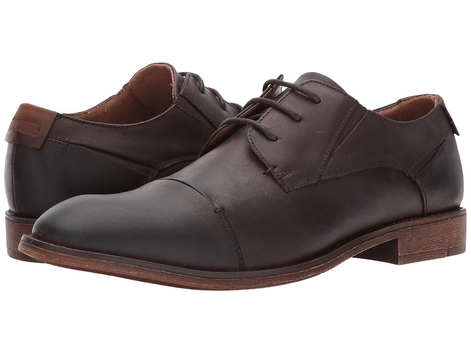 Steve Madden Quantim (Dark Brown) Men