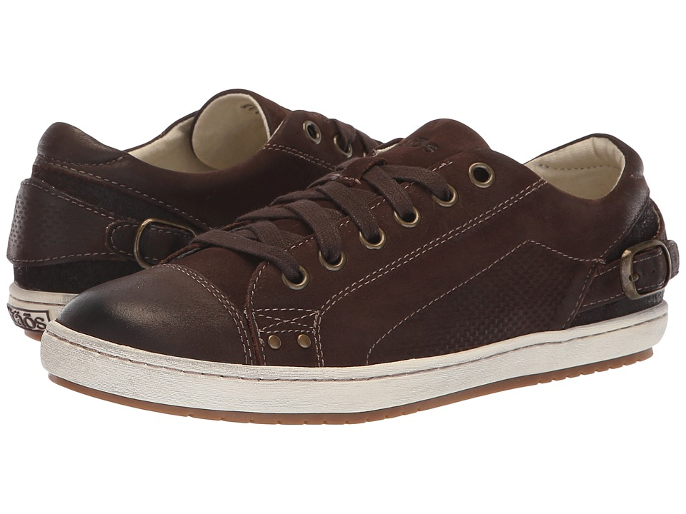 Taos Footwear Capitol (Chocolate Oiled) Women's Shoes