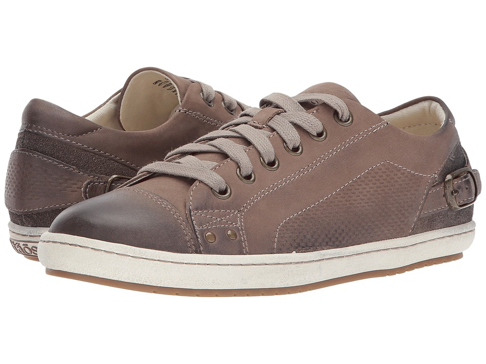 Taos Footwear Capitol (Taupe Oiled) Women's Shoes