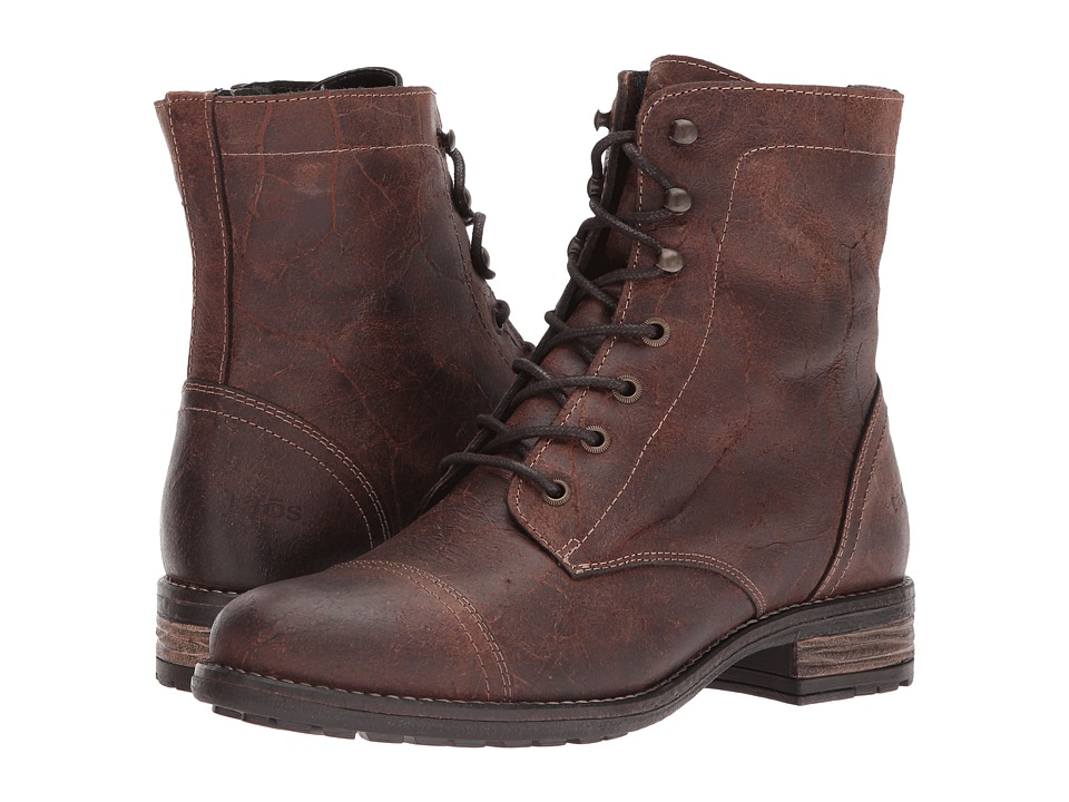 Taos Footwear Comrade (Brown) Women