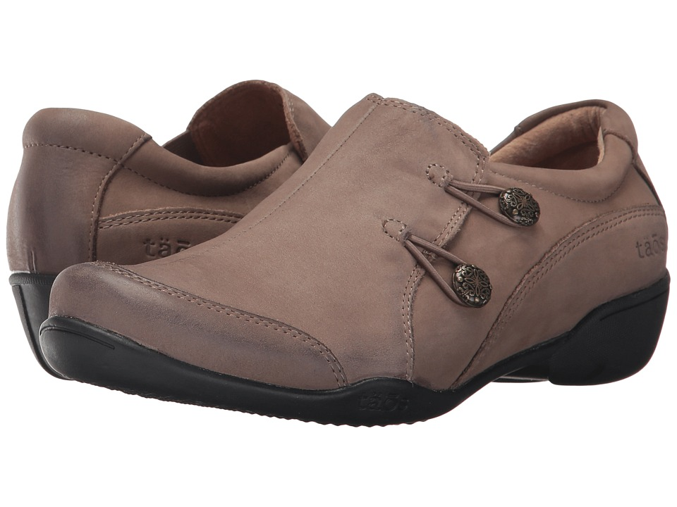 Taos Footwear Encore (Taupe Oiled) Women