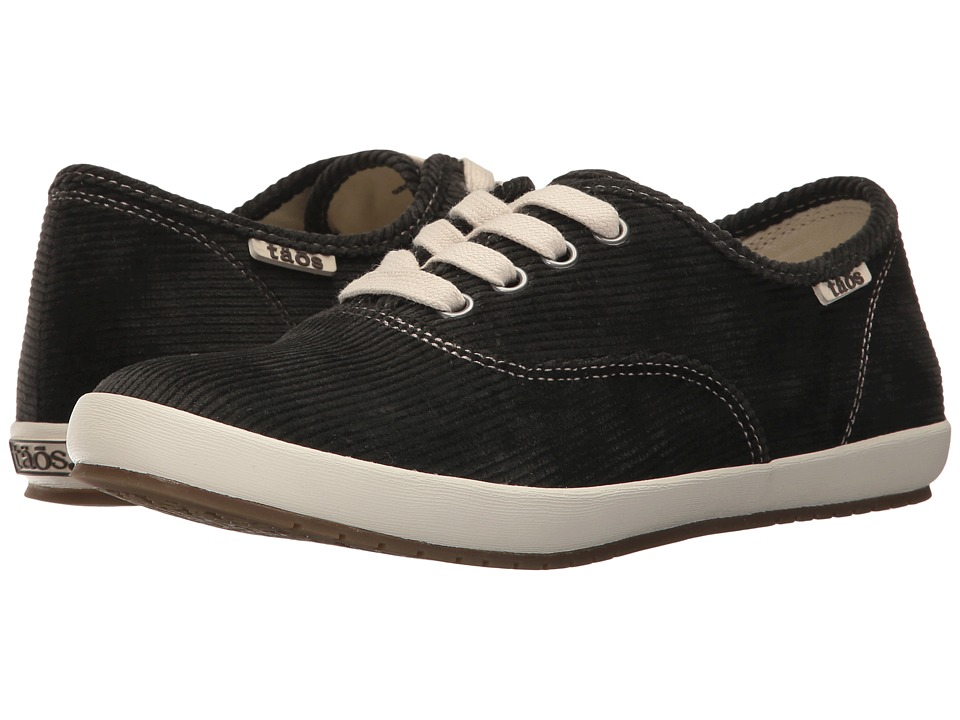 Taos Footwear Guest Star (Charcoal Cord) Women