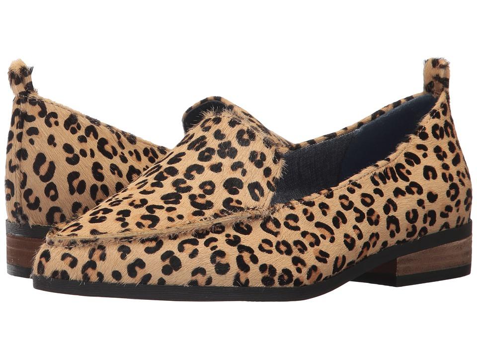 Dr. Scholl's Elegant (Leopard Pony Hair) Women's Shoes