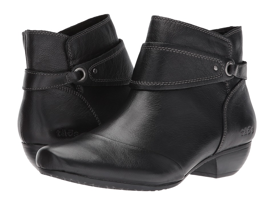 Taos Footwear Image (Black Leather) Women
