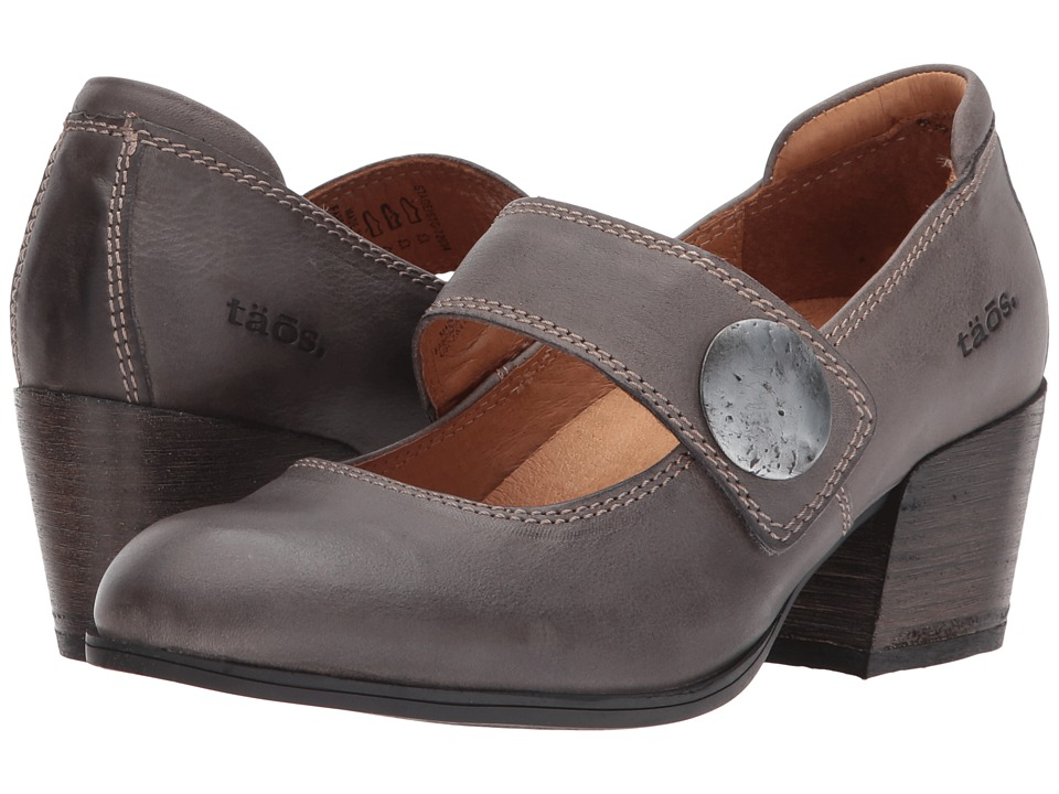 Taos Footwear Stage (Grey) Women