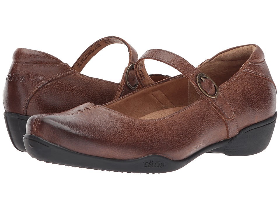 Taos Footwear Ta Dah (Whiskey) Women