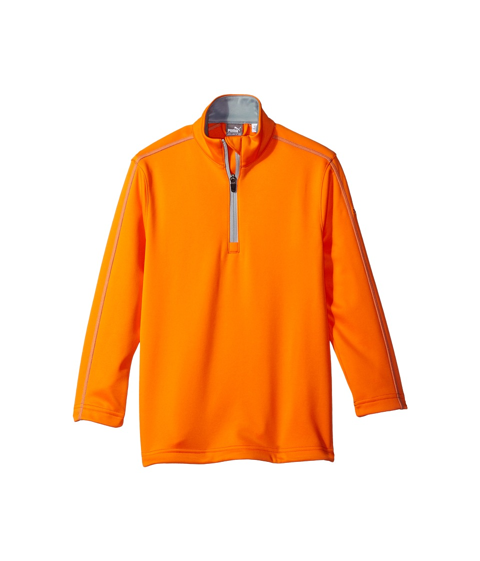 PUMA Golf Kids - Core Fleece 1/4 Zip JR