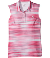 PUMA Golf Kids - Uncamo Sleeveless Polo (Little Kids/Big Kids)