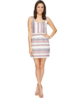 Brigitte Bailey - Alexis Front Cut Out Jaquard Dress