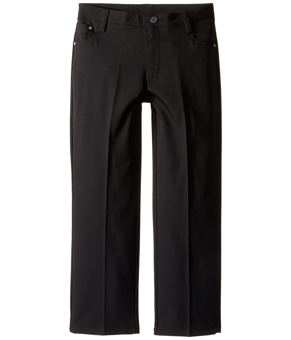 PUMA Golf Kids - Five-Pocket Pants JR (Big Kids) (PUMA Black) Boys Casual Pants