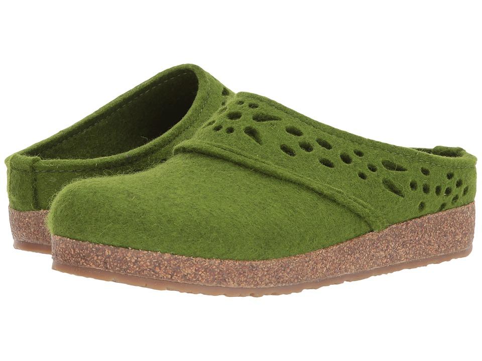Haflinger Lacey (Green) Women