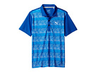 PUMA Golf Kids - Road Map Polo JR (Big Kids)
