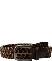 Torino Leather Co. - 35mm Italian Mini Strand Woven Stretch Leather