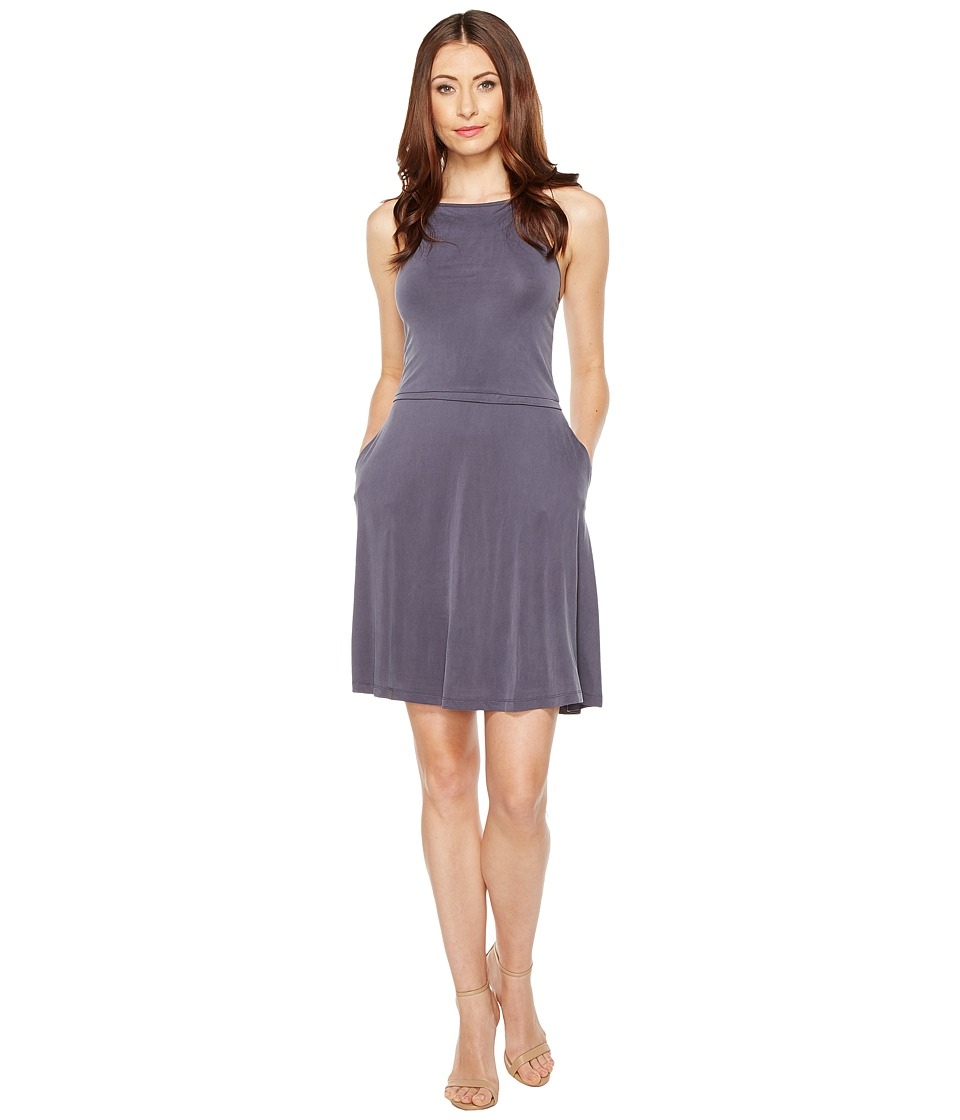 Tart Oasis Dress (Steel Blue) Women
