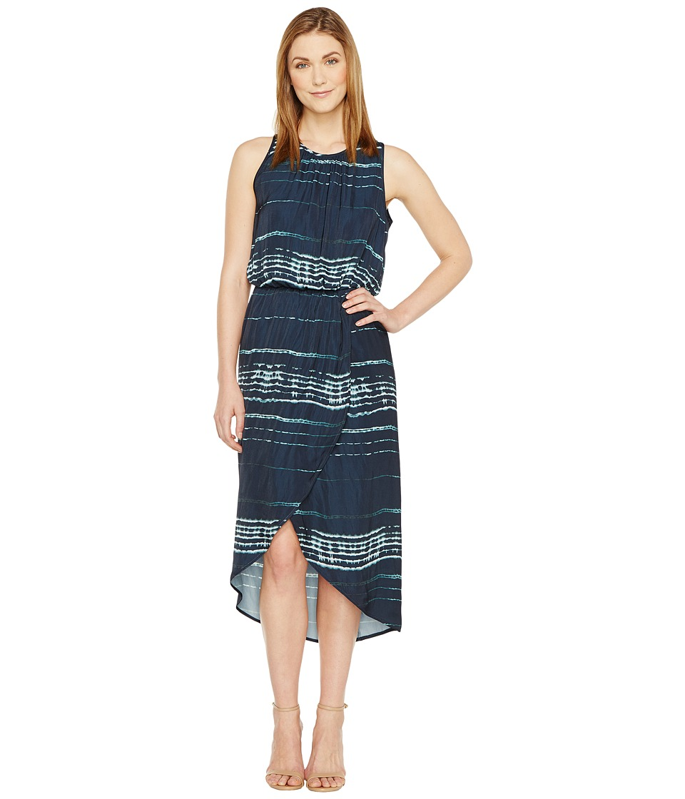 Tart Hester Dress (Shibori Stripe) Women