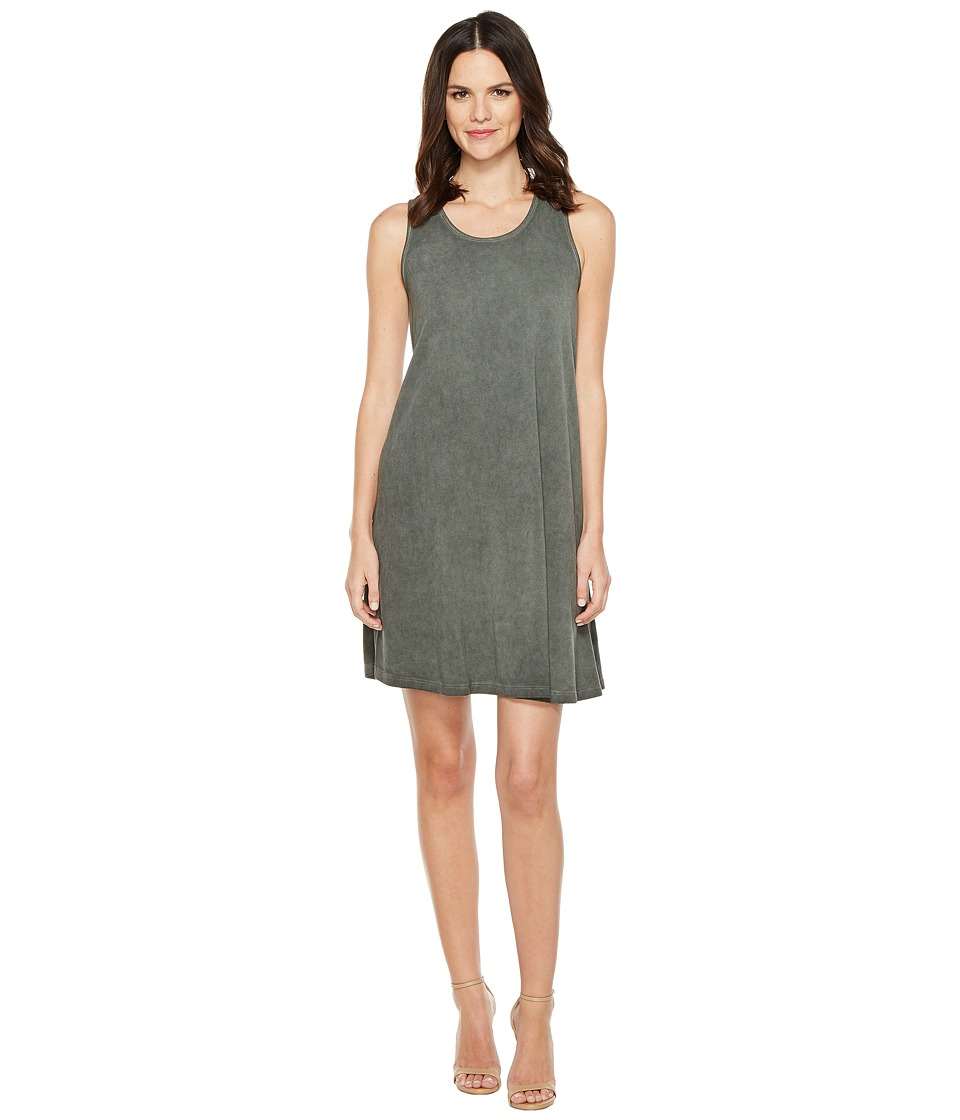 Tart Bran Dress (Olive Garment Dye) Women