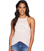 Spiritual Gangster - Sunshine On My Mind Luna Tank Top