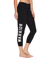 Spiritual Gangster - Warrior Power Crop Legging