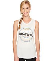 Spiritual Gangster - Grateful Medallion Muscle Tank Top