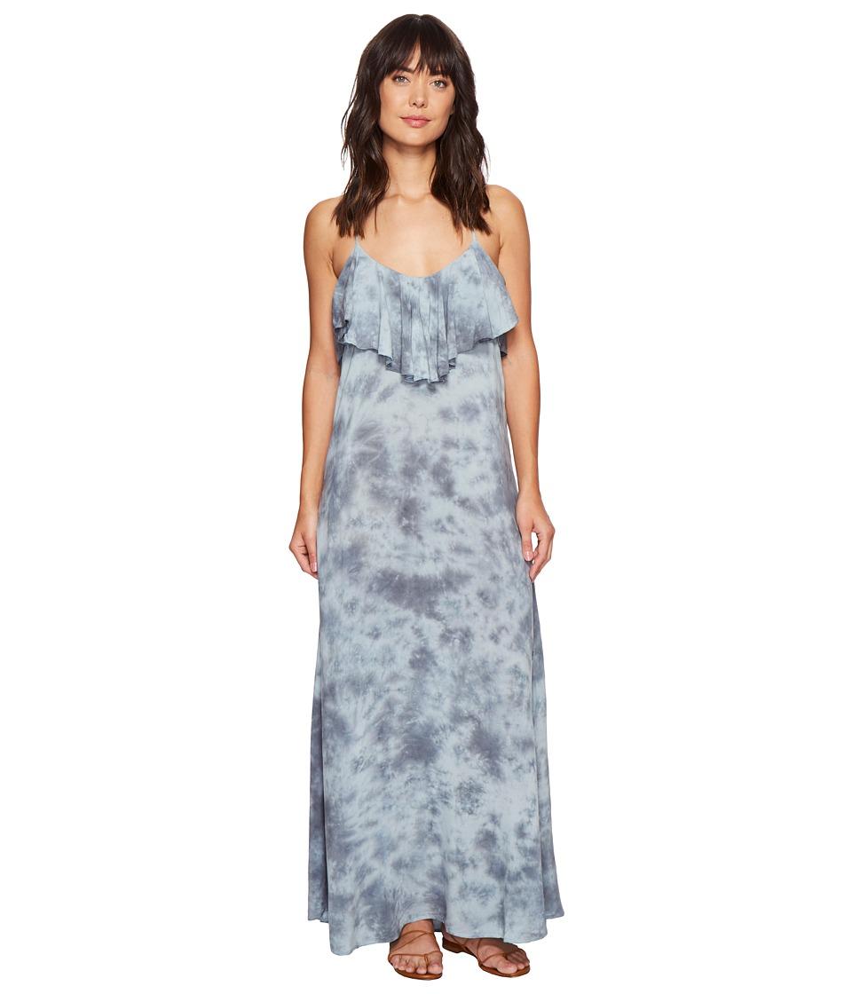 Blue Life - Enchanted Tie Back Ruffle Dress