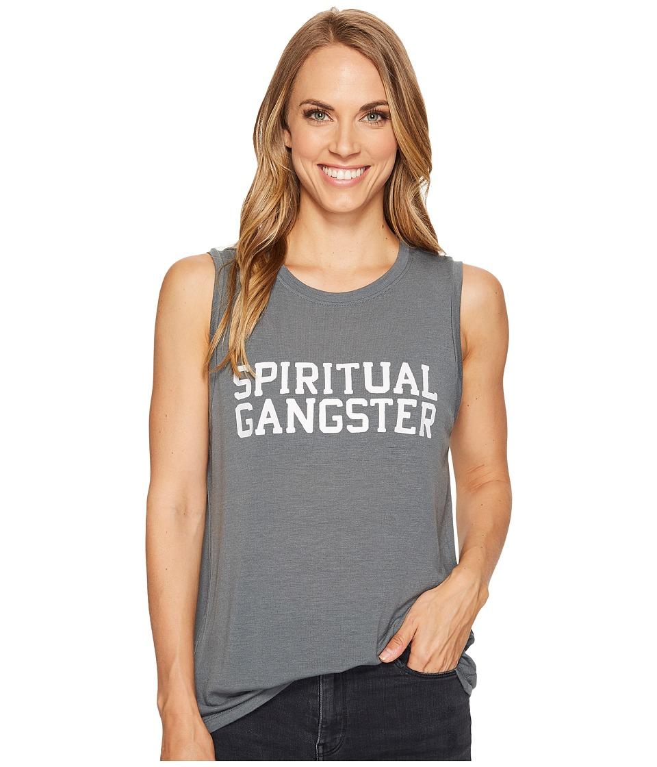 Spiritual Gangster - SG Varsity Chakra Tank Top